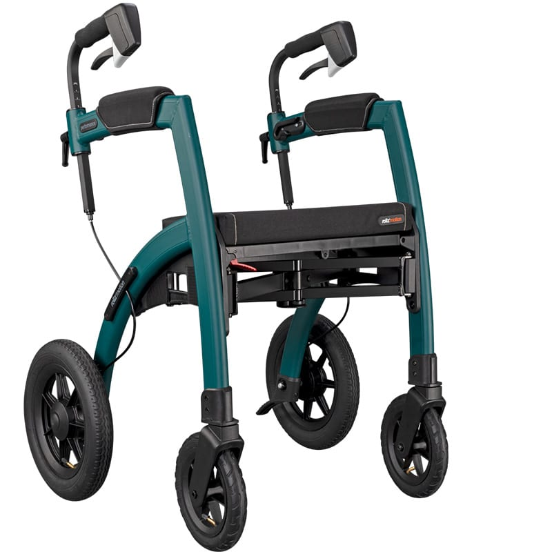 Rollz Motion Performance rollator and wheelchair in one